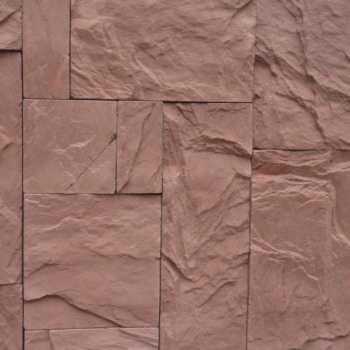 Скала коричневый