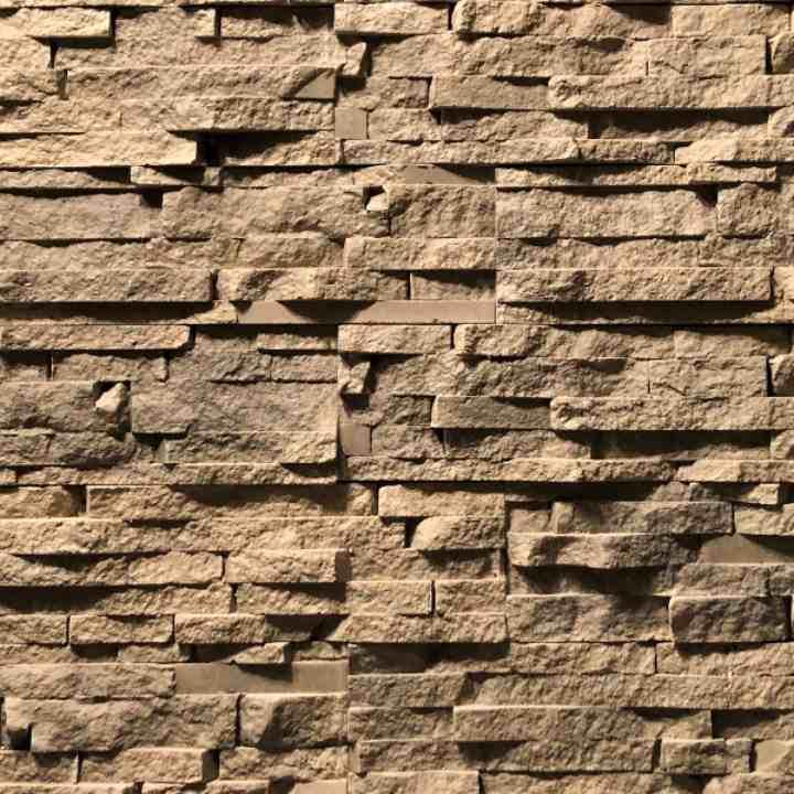 Сланец Альпийский цвет № 3 для фасада для фасада и внешней отделки